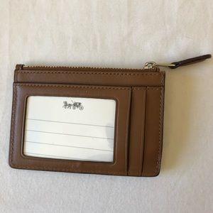 Coach Bags - Coach Mini ID Wallet